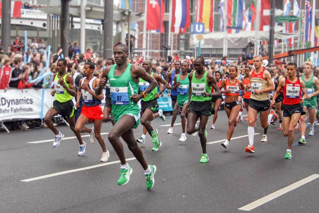 Frankfurt Marathon 2011