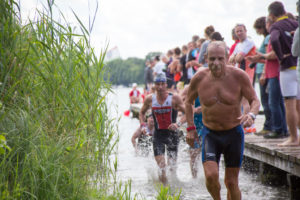 Herbert Lange 2016 Storkow Triathlon