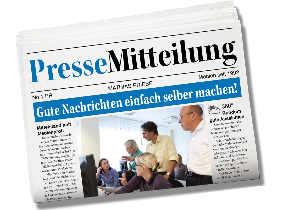 Workshop Pressearbeit
