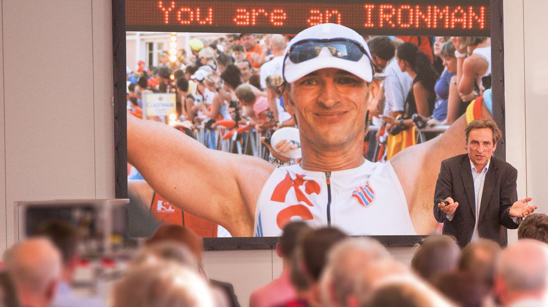 Mathias Priebe, Business-Lektionen eines Ironman Triathleten