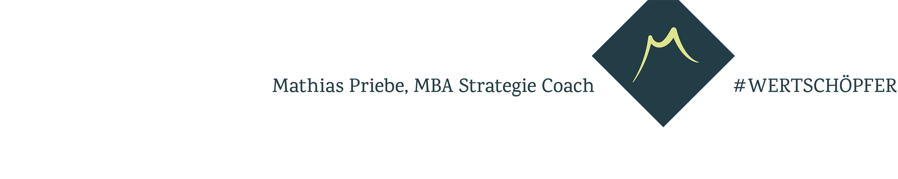 Mathias Priebe, MBA Strategie Coach